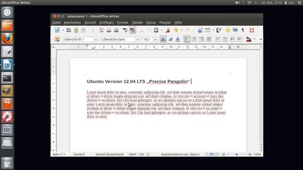 Ubuntu 12.04 LTS - Precise Pangolin